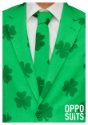 Mens Green St. Patrick's Day Suit Image 4