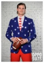 Mens Stars and Stripes Suit Alternate
