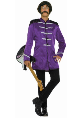 Click Here to buy Adult Purple British Explosion Costume from HalloweenCostumes, CDN Funds & Shipping