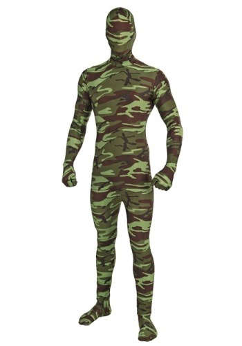 Camouflage Second Skin