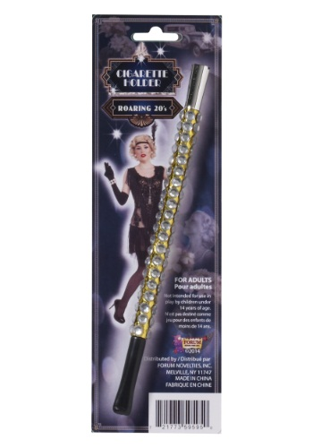Click Here to buy Deluxe Jewel Cigarette Holder from HalloweenCostumes, CDN Funds & Shipping