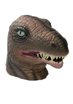 Deluxe Dinosaur Latex Mask