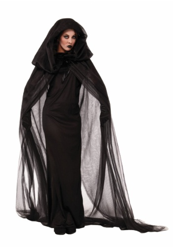 Dark Sorceress Womens Costume Dress