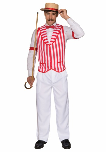Click Here to buy Barbershop Quartet Vest from HalloweenCostumes, CDN Funds & Shipping