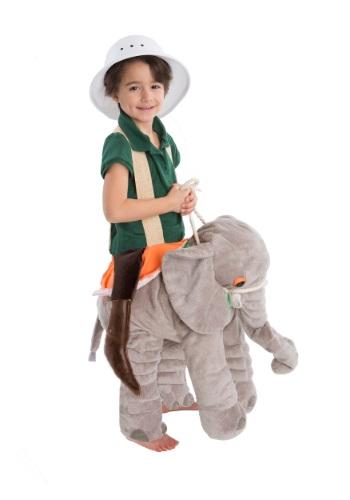 Child Ride 'Em Elephant Costume