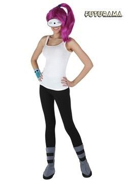 Womens Futurama Leela Costume