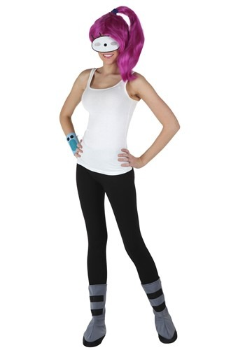 Womens Futurama Leela Costume Kit