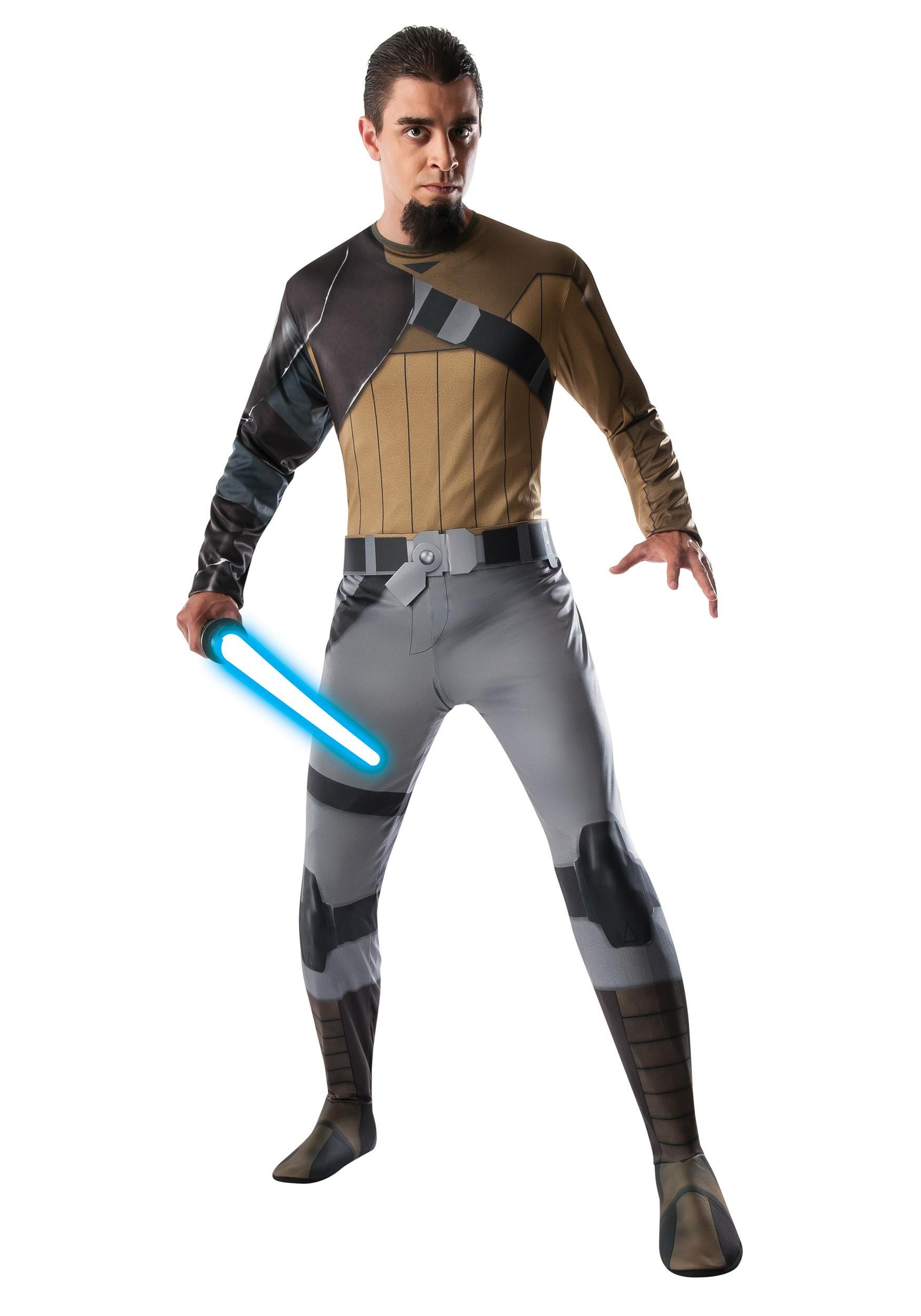 star wars adult kanan rebels costume. Black Bedroom Furniture Sets. Home Design Ideas