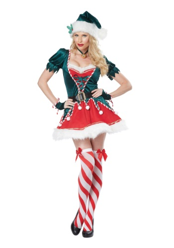 Click Here to buy Adult Santas Helper Costume from HalloweenCostumes, CDN Funds