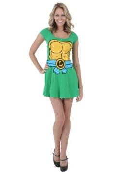 TMNT Leonardo Skater Dress