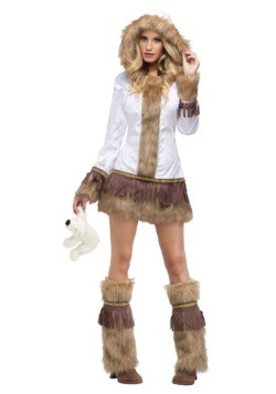 Sexy Eskimo Adult Costume