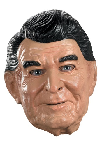 Click Here to buy Ronald Reagan Mask from HalloweenCostumes, CDN Funds & Shipping