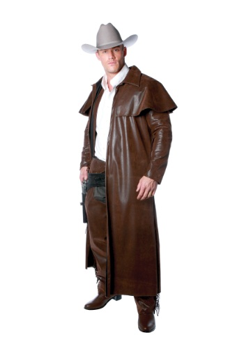 Cowboy Duster Costume Coat