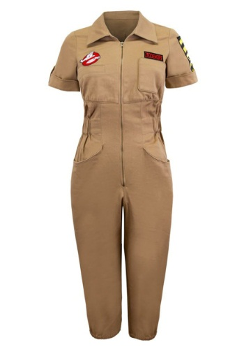 Click Here to buy Womens Ghostbusters Venkman Romper Costume from HalloweenCostumes, CDN Funds & Shipping