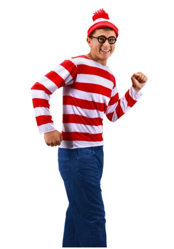Teen Wheres Waldo Costume