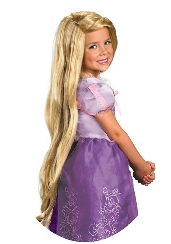 Click Here to buy Tangled Rapunzel Wig from HalloweenCostumes, CDN Funds & Shipping