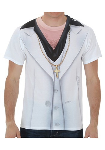 Saturday Night Fever Sublimated T-Shirt-Front