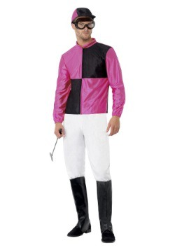 Mens Jockey Costume