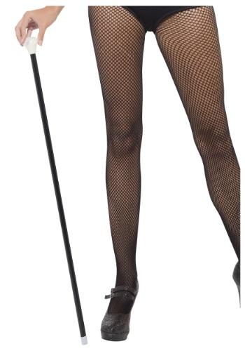 20s Style Black Dance Cane