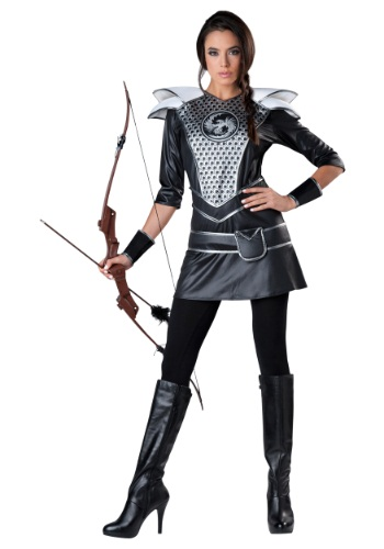 Click Here to buy Womens Midnight Huntress Costume from HalloweenCostumes, CDN Funds & Shipping