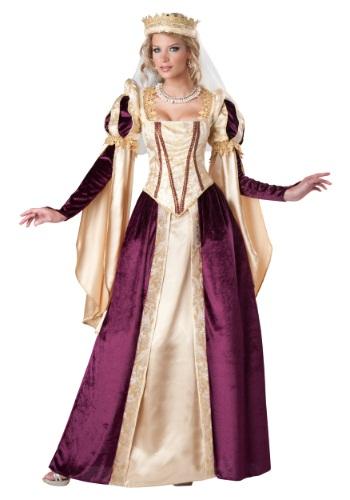 Womens Elite Renaissance Princess Costume