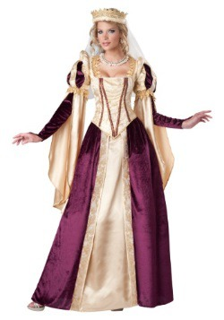 Womens Elite Renaissance Princess Costume