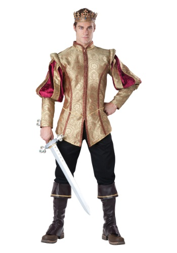 Click Here to buy Mens Elite Renaissance Prince Costume from HalloweenCostumes, CDN Funds & Shipping