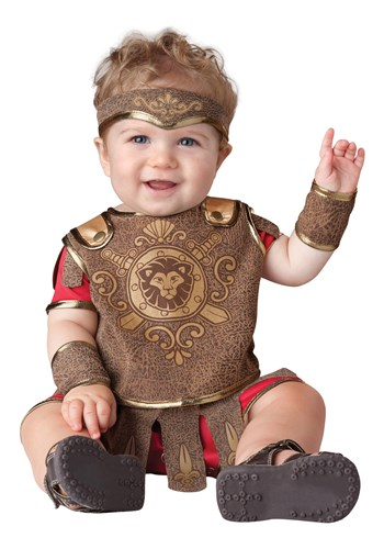 Infant Gladiator Costume