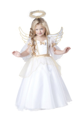 Angelic Toddler Costume