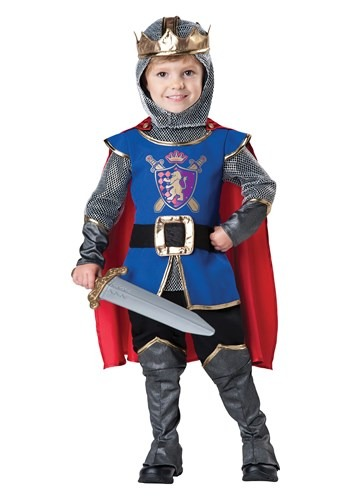 Click Here to buy Toddler Knight Costume | Toddler Warrior Costume from HalloweenCostumes, CDN Funds & Shipping