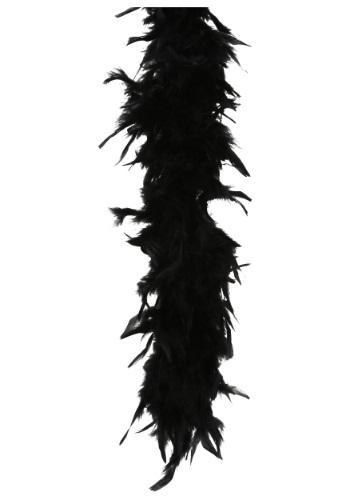 40g Black Boa