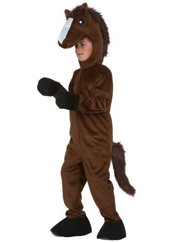 Kids Horse Costume W/ Full Suit