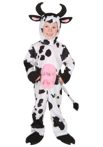 Toddler Cow Deluxe Costume