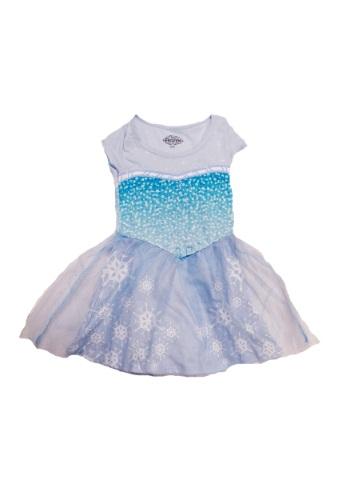 Tween Frozen I am Elsa Dress