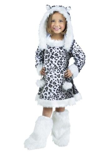 Toddler/Child Snow Leopard Costume