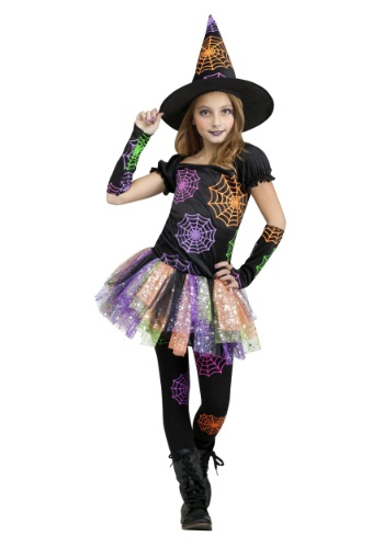 Click Here to buy Wild Witch Kids Costume from HalloweenCostumes, CDN Funds & Shipping