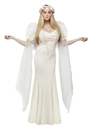 Ivory Angel Adult Size Costume