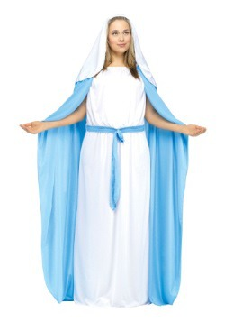 Mary Plus Size Costume