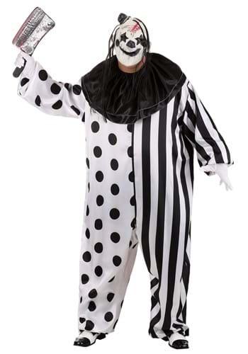 Killer Clown Plus Size Costume