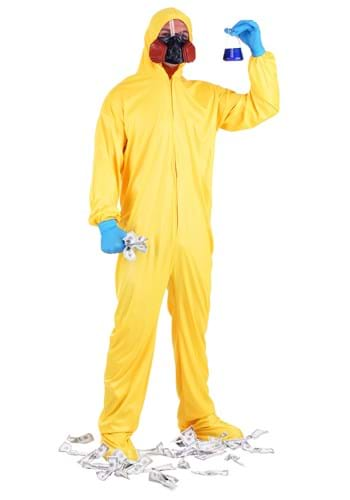 Click Here to buy HAZMAT Suit & Mask Costume from HalloweenCostumes, CDN Funds & Shipping