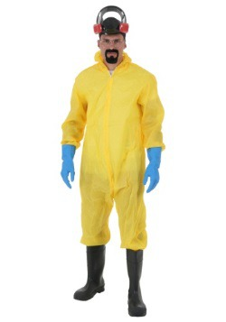 Plus Size Breaking Bad Toxic Suit