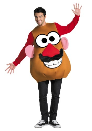 Mr / Mrs Potato Head Plus Size Costume | Toy Story Couple Costumes