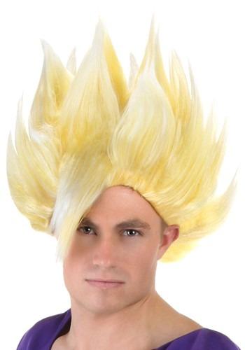 Adult Gohan Wig
