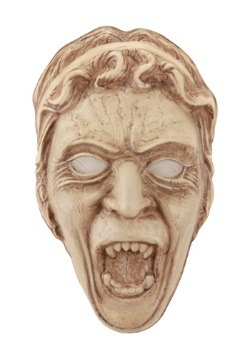 Weeping Angel Vacuform Mask