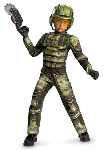 Click Here to buy Kids Foot Soldier Costume from HalloweenCostumes, CDN Funds & Shipping