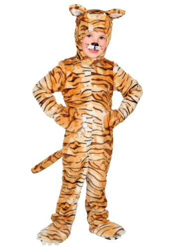 Toddler Tiger Costume