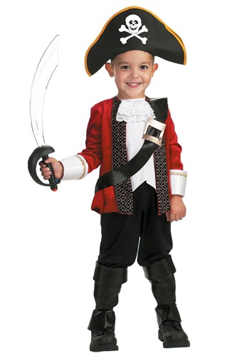 Click Here to buy El Capitan Kids Pirate Costume from HalloweenCostumes, CDN Funds & Shipping