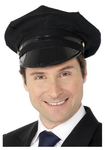 Adult Chauffeur Hat