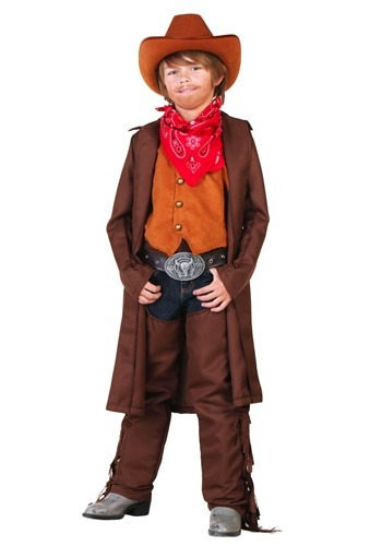 Click Here to buy Toddler Wild West Cowboy Costume from HalloweenCostumes, CDN Funds & Shipping