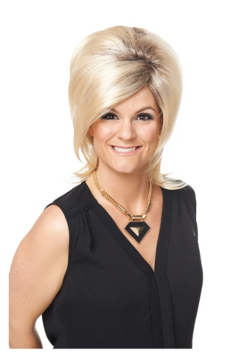 Click Here to buy Long Island Lady Wig from HalloweenCostumes, CDN Funds & Shipping